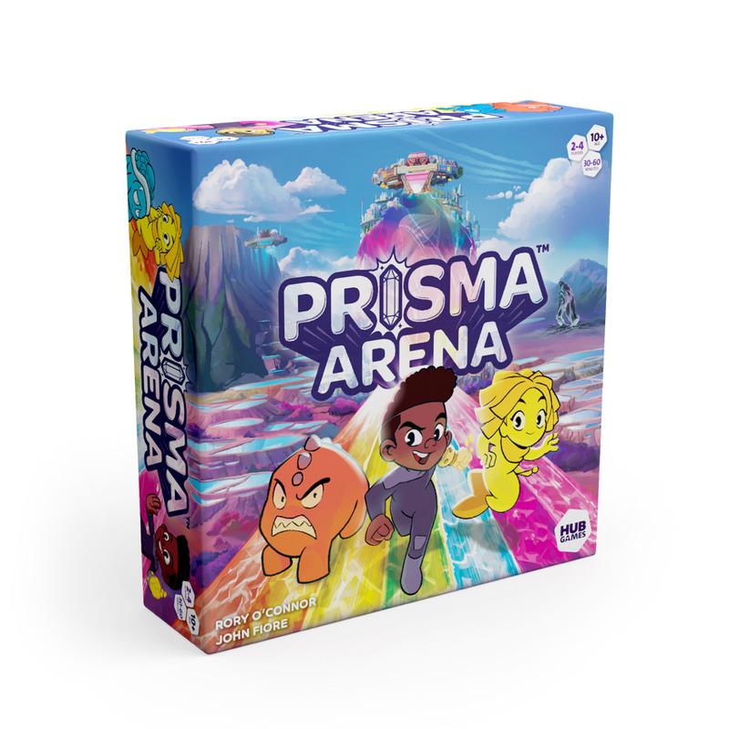 Prisma Arena | Hub Games
